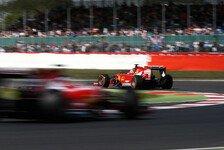 Formel 1 - H�herer Grund f�r Fahrfehler: Vom Winde verweht! Fahrer pusten durch