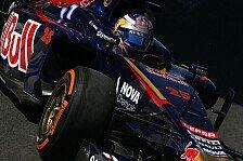 Formel 1 - St�rker in Longruns: Toro Rosso: Rad fast verloren, sonst gut