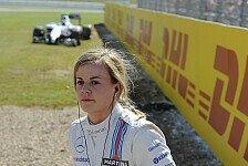 Formel 1 - Bilder: Gro�britannien GP - Williams: Unfall & Ausfall