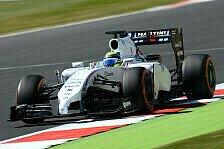 Formel 1 - Platztausch mit Ferrari?: Williams Vorschau: Deutschland GP