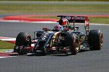 Formel 1 - Keine Power, keine Punkte: Lotus: Viel Spektakel, wenig Z�hlbares