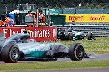 Formel 1 - Bilder: Gro�britannien GP - Freitag