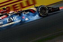 Formel 1 - D�stere Aussichten f�r Hockenheim: Maldonado: Wie ein doppelter Motor