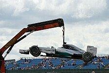 Formel 1 - Auf die harte Tour: Hamilton: Warum immer mein Auto?