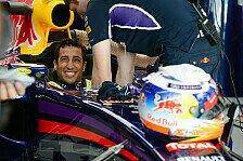 Formel 1 - Wild Dancing Danny : Ricciardo: Tanz-Revolution in Hockenheim!