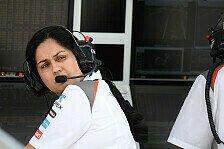 Formel 1 - Hoffnung auf einen guten Abschluss: Monisha Kaltenborn: Es ist nicht mehr drin