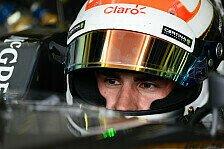 Formel 1 - Man braucht Kilometer: Adrian Sutil: Es ist am Ende mein Fehler gewesen