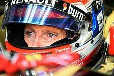 Formel 1 - Geht der Franzose mit Renault?: Grosjean evaluiert Optionen f�r 2015