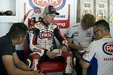 Superbike - Frustrierendes Portugal-Wochenende f�r Haslam: Rea: Nach 1. Rennen total entt�uscht