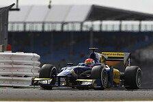 GP2 - Entscheidung schon beim Start: Nasr rettet Wochenende mit Sonntags-Sieg