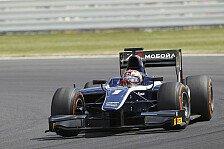 GP2 - Pole-Mann Marciello im Pech: Erster Sieg f�r Mitch Evans