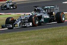 Formel 1 - Hamilton hat nichts falsch gemacht: Mansell: Untersch�tzt Rosberg nicht!