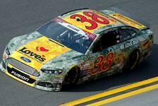 NASCAR - Regen beendet Qualifying vorzeitig: Gilliland holt Daytona-Pole