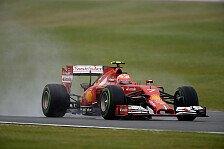 Formel 1 - Ein gro�er Champion: Mattiacci macht R�ikk�nen Mut