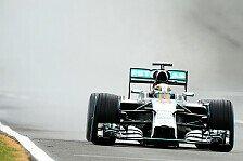 Formel 1 - Situation falsch eingesch�tzt: Hamilton nach Quali-Pleite: Mein Fehler