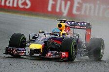 Formel 1 - Vettel jubelt, Ricciardo verzockt sich: Freud und Leid bei Red Bull