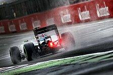 Formel 1 - Verpasste Gelegenheit f�r Massa und Bottas: Regen kreiert Williams-Desaster beim Heimspiel