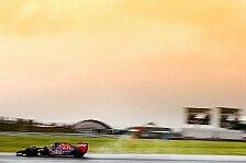 Formel 1 - Schwer vorstellbar, dass sich irgendwer verbessert: Verpokert: Lange Gesichter bei Toro Rosso