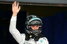 Formel 1 - Richtige Balance finden: Scheckter: Rosberg darf sich nicht zur�cklehnen