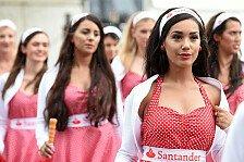 Formel 1 - Bilder: Gro�britannien GP - Girls