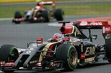 Formel 1 - Spritmangel und gelbe Flaggen verhindern Q3-Einzug: Lotus schnell aber gl�cklos