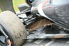 Formel 1 - Versucht, alles herauszuholen: Silverstone-Qualifying: Doppel-Abflug bei Sauber