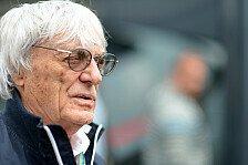 Formel 1 - Gericht riet zu Angebot an BayernLB: Ecclestone: Millionen-Deal eher seltsam