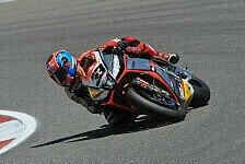 Superbike - Sykes patzt und wird Dritter: Melandri f�hrt sauberen Sieg nach Hause