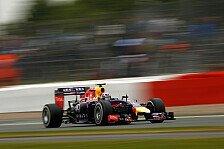 Formel 1 - Spontaner Strategiewechsel zahlt sich aus: Einstopp macht Ricciardo gl�cklich