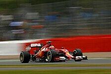 Formel 1 - Einschlag mit 47 G: R�ikk�nen: Heftiger Unfall sorgt f�r Rennabbruch