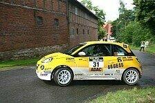 ADAC Opel Rallye Cup - Spannender Testlauf zum ADAC Opel Rallye Cup: Patrick Pusch gewinnt Testlauf