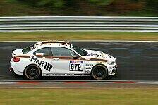 VLN - Schwierige Wetterbedingungen: BMW M235i Cup - Sieg f�r Walkenhorst