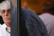 Formel 1 - Firma in Panama : Ecclestone soll Zahlungen verschleiert haben