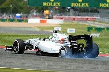 Formel 1 - Mit Vollgas ins Verderben: Massa: Der R�ikk�nen-Unfall aus seiner Sicht