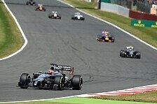 Formel 1 - War McLaren die dritte Kraft?: Button: Mit Platz vier bin ich nie zufrieden