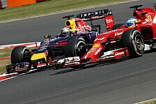 Formel 1 - Tolles Racing: Alonso vs. Vettel: Championsreifes Duell