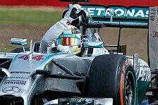 Formel 1 - Bilder: Gro�britannien GP - Rennen