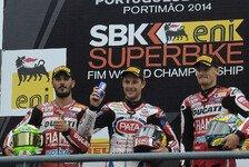 Superbike - Bilder: Portugal - 8. Lauf