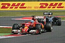 Formel 1 - Ein Problem jagte das andere: Alonso: Ich fuhr wie in Zeitlupe