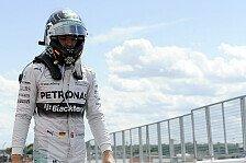 Formel 1 - Video: Video-Blog: Nico Rosberg nach Silverstone