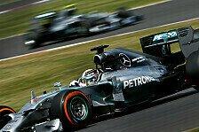 Formel 1 - Sonderfall Mercedes: Horner st�rkt Hamilton den R�cken