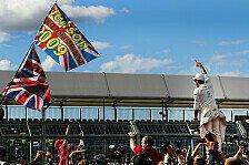 Formel 1 - Ein Oldie in Topform: Die Fahreranalyse