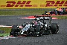 Formel 1 - Positiver Erfolgsdruck: Dennis vs. Button: Boullier beruhigt