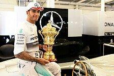 Formel 1 - Den zweiten Titel vor Augen: Button: Hamilton ist unschlagbar, wenn�