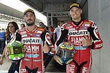 Superbike - Zweigeteilter Sonntag bei Ducati
