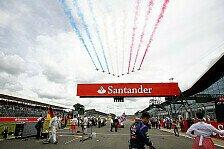 Formel 1 - Die Ruhe nach dem Silversturm: Live-Ticker: Der Tag nach dem Gro�britannien GP