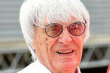 Formel 1 - Wie finanzieren wir das?: Ecclestone sieht London-GP noch skeptisch