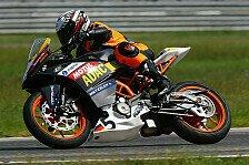ADAC Junior Cup - Viertes Rennen im Rahmen der MotoGP: Nachwuchstalente fiebern Saisonh�hepunkt entgegen