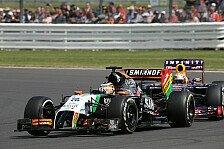 Formel 1 - Optimismus vor Hockenheim: Force India Vorschau: Deutschland GP
