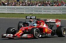 Formel 1 - Er muss bei Ferrari bleiben: Fittipaldi: Alonso ist ein Maestro
